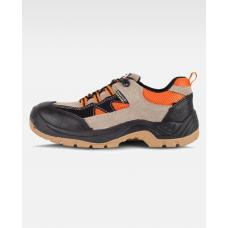 Sapato de Croute com Cordões tipo Trekking