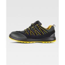 Sapato com Cordões e Isento de Metal