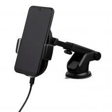 Suporte de telemóvel para carro em PU e ABS - Smartholder