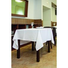 Toalha de mesa em minimate de 230 g/ml 100% poliéster - Quadrada
