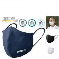 Máscara Higiênica Reutilizável Plexcom