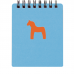 Caderno Horse