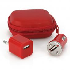 Set Carregador USB - Canox