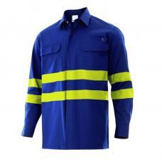 Camisa ignífuga - antiestática alta visibilidade