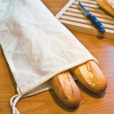Saco de pano cru 100% Algodão - Bread