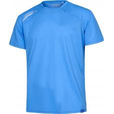 T-shirt de manga curta em tecido técnico
