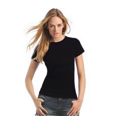 T-shirt B&C Exact 190 Women - 100% Algodão