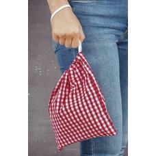 Bolsa com cordão Snack