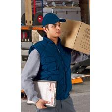 Colete Multibolsos Acolchoado Worker