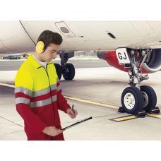 Casaco Polar com Bandas Refletoras Airport