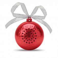 Coluna em forma de Bola de Natal Bluetooth - Jingle Ball