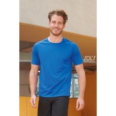 T-shirt com Manga Raglã - Sol's Sporty