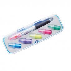 Esferográficas com marcadores