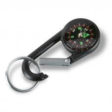 Porta-chaves com Mosquetão e Bussola - Lebone