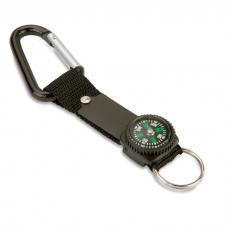 Porta-chaves mosquetão