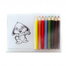 Set de lápis de cores