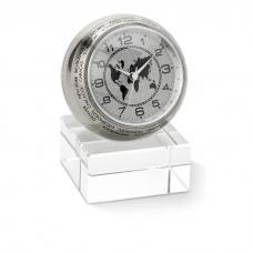 relógio analógico de mesa