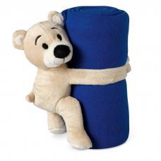 Manta com urso