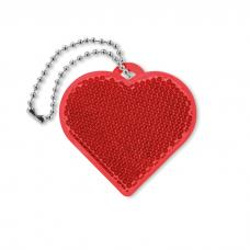 Reflector em forma de coração