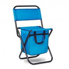 Cadeira dobrável em poliéster com estojo - SIT & DRINK
