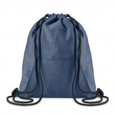 Saco tipo mochila de fibra polar