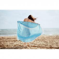 Toalha de praia redonda - ROUND MALIBU