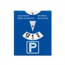 Cartão de estacionamento em PVC - PARKCARD