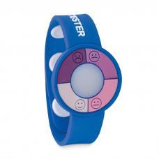 Pulseira detetor UV para proteção da pele - UV Check