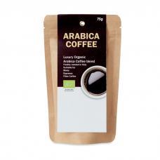 Café arábica orgânico em pó - Arábica 75