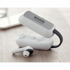 Conjunto de 2 fones de ouvido estéreo True Wireless Stereo - FOLK